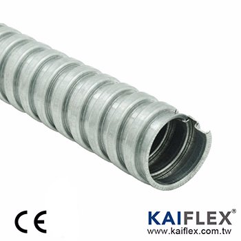 Flexible Metal Conduit - Low Fire Hazard