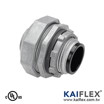 LIQUID TIGHT FLEXIBLE METAL CONDUIT FITTING (S50)-Straight Type