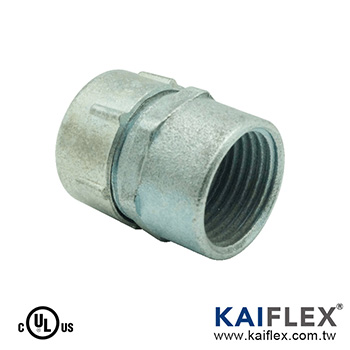 LIQUID TIGHT FLEXIBLE METAL CONDUIT FITTING (S51)-Female Threaded