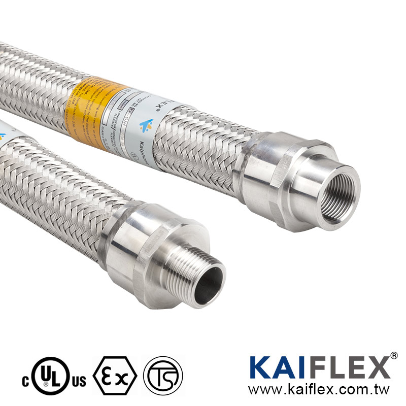 Explosion Proof Flexible Coupling & Adapter (UL / IECEx)