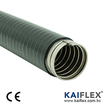 Flexible Metal Conduit, Interlocked SUS, PVC Jacket
